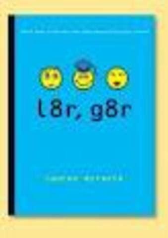 Book Report Eleven Lauren Myracle